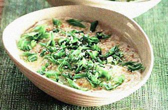 Паровой омлет в корейском стиле